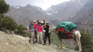 Join us for some trekking in Morocco!