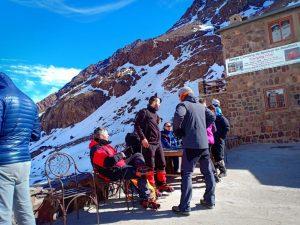 Jebel Toubkal Refuge
