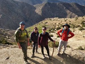 Trekking in Morocco with View Morocco tours