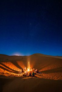 Desert treks with View Morocco.