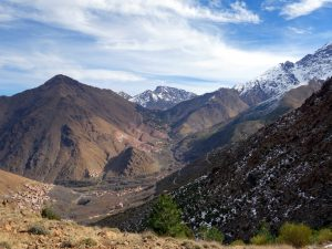 Atlas Mountains tour with View Morocco.