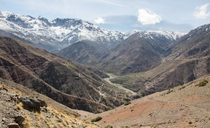View Morocco tours of the High Atlas mountain range.