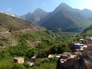 Touring the High Atlas Mountains with View Morocco.