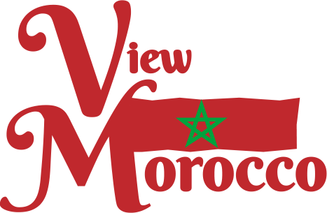 View Morocco logo. Trekking in the High Atlas.